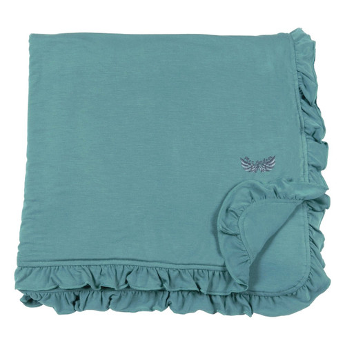 Free Birdees Season 1 - Plume Ruffle Toddler Blanket