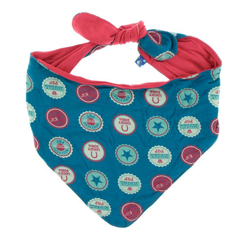 Kickee Pants Print Dog Bandana - Soda Pop Caps