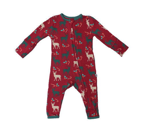 Free Birdees Holiday Reindeer Coverall