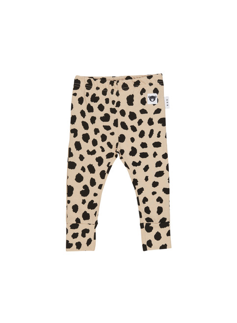 Huxbaby Organic Animal Spot Legging