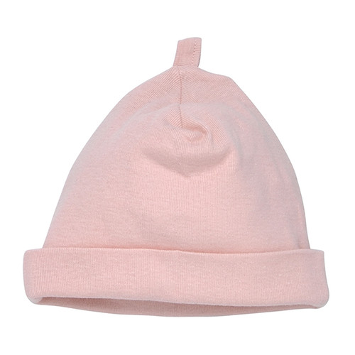 Under the Nile Organic Egyptian Cotton Skull Hat- Blush