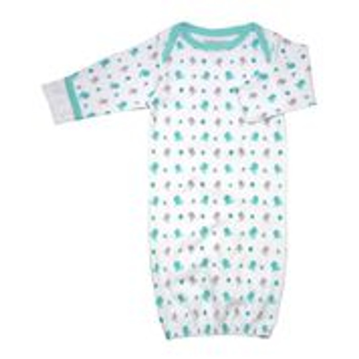 Babysoy - Organic Cotton Bundler with Reversible Cuffs, Octopus
