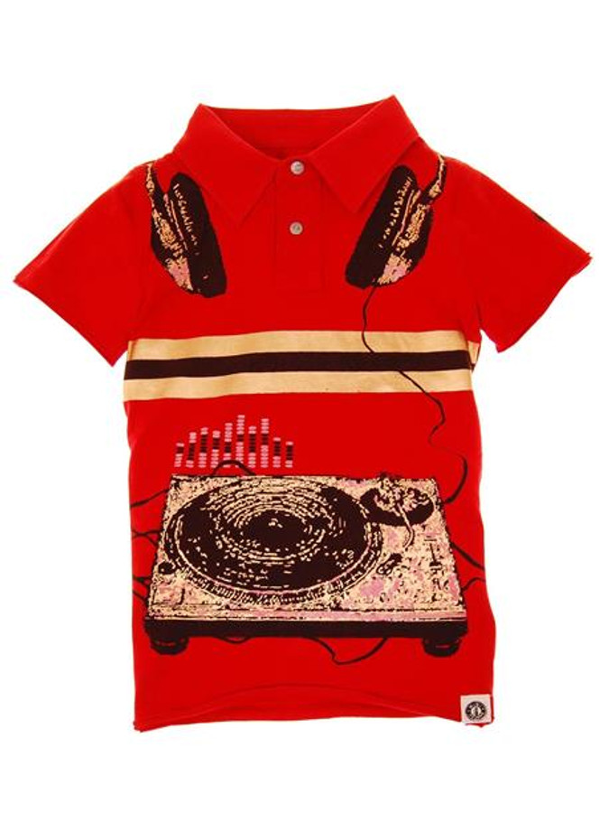 Mini Shatsu - Spin Doctor Exra Fine Cotton Polo Shirt