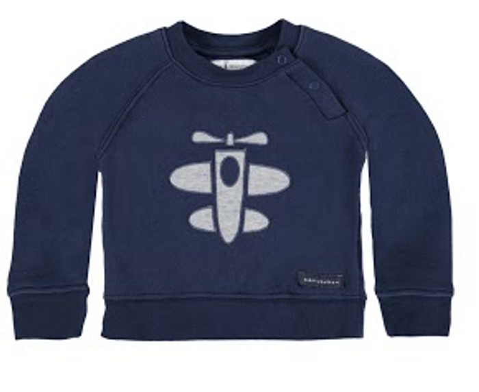 Bellybutton Sweatshirt, Planes