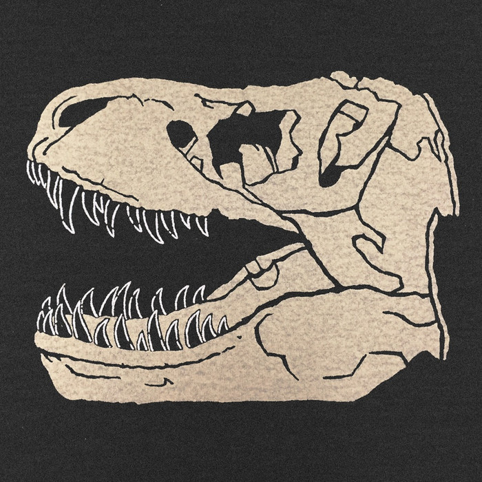 Gnome, T-Rex Fossil Tee