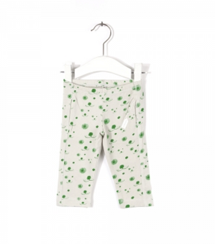 Imps & Elfs Trousers Print Dogs, Grey/Growing Green