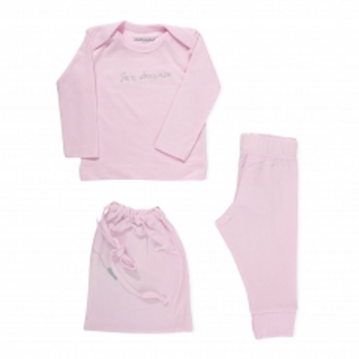 Imps & Elfs Pajamas Two Pieces, Pink