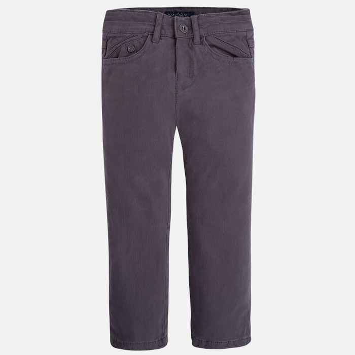 Mayoral Boys Lined Trousers - Grey