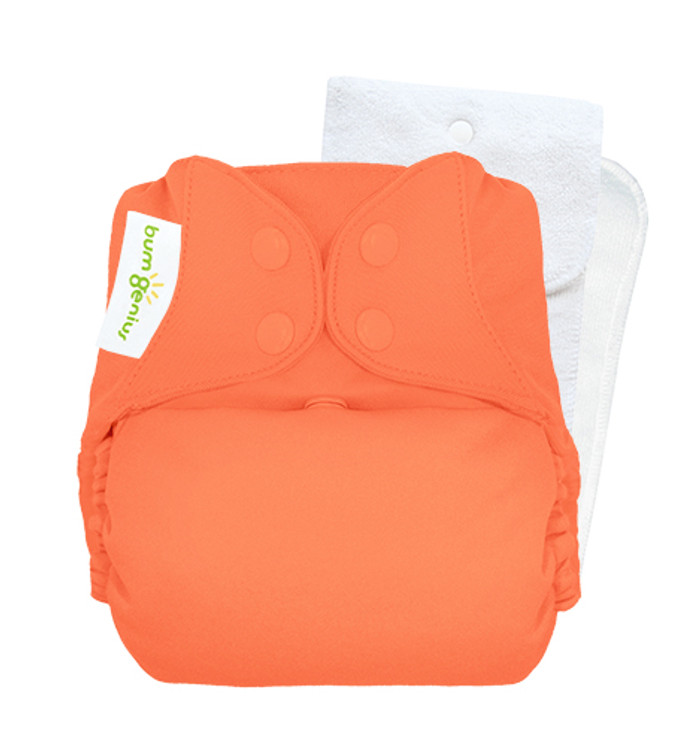 bumGenius Original 5.0 Cloth Diaper, Kiss