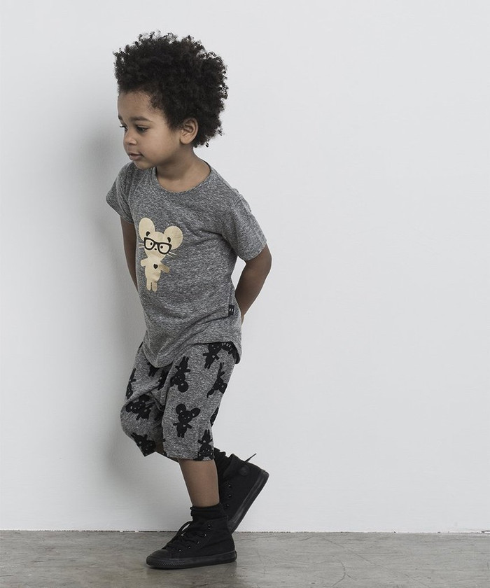Huxbaby Gold Mouse T-Shirt