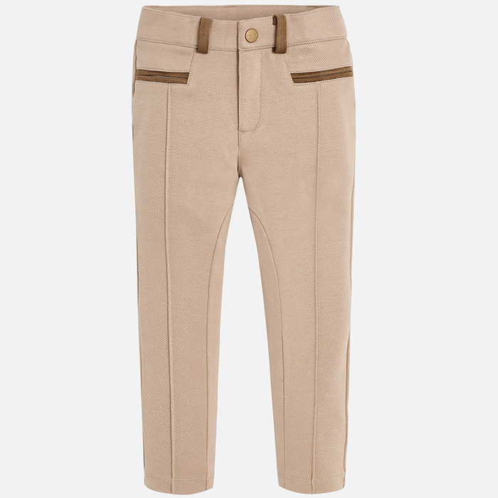 Mayoral Girl Long Trousers - Camel