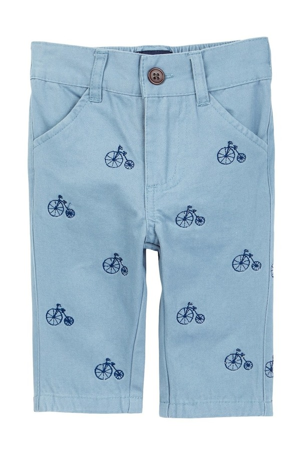 Andy & Evan Oh-What-A-Twill Pant - Royal Blue Bicycles