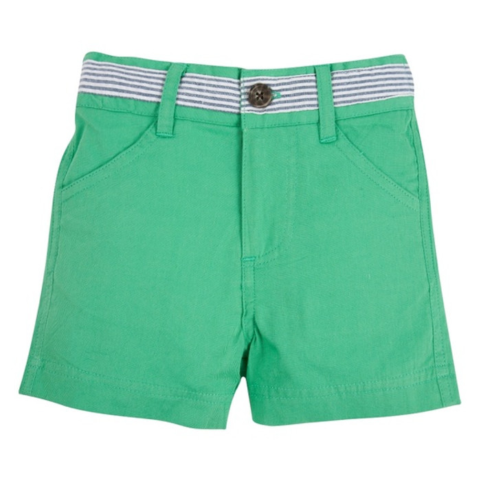 Andy & Evan License-To-Twill Shorts - Green