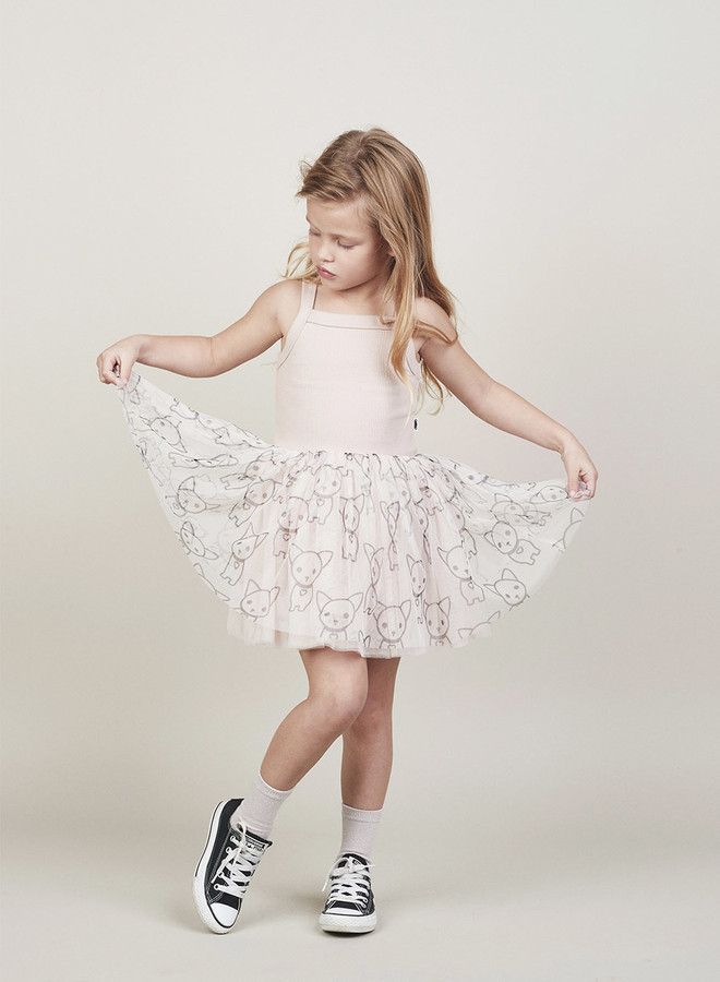 Huxbaby Chihuahua Ballet Dress