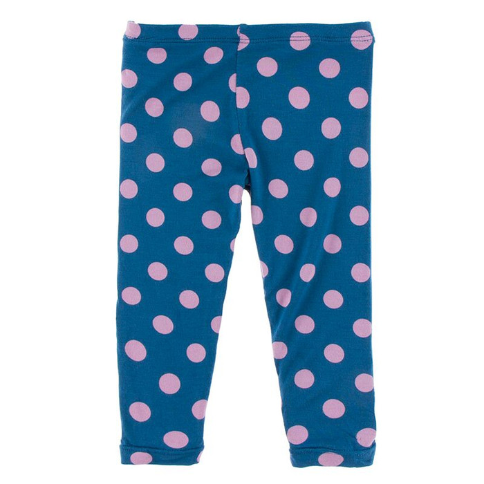 Kickee Pants Print Legging - Twilight Dot