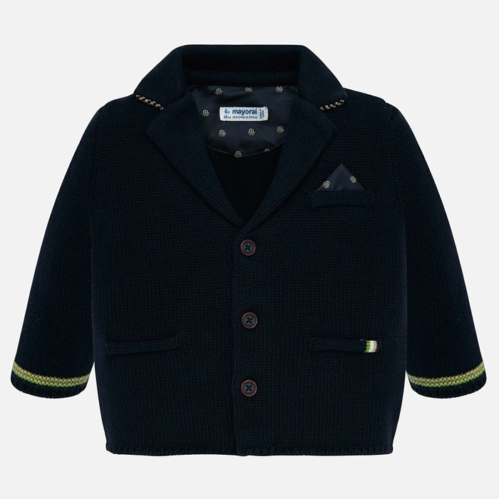 Mayoral Baby Boys Eclipse Knit Jacket