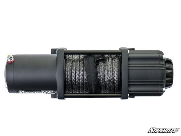 Polaris Ranger 6000 Lb. Black Ops UTV/ATV Synthetic Rope Winch by SuperATV