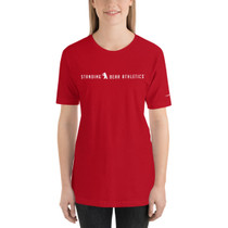 Classic Collection - Womens T-Shirt in Red