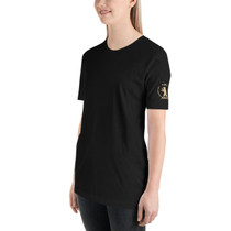 Gold Collection - Womens T-Shirt in Black