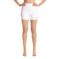 Classic Collection Yoga and Gym Shorts in White