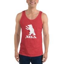 SBA Classic Collection Unisex Tank in Red