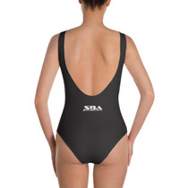 SBA Classic Collection One Piece Fitness Body Suit and Bikini in Black