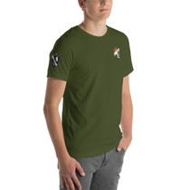 SBA Armory Collection Short-Sleeve Unisex T-Shirt in Olive