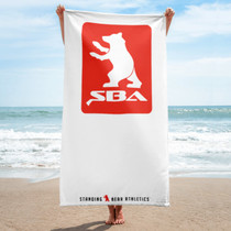 SBA Classic Yoga, Gym & Beach Towel