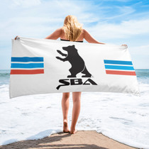SBA Americana Collection Gym Yoga Beach Towel