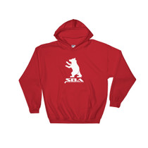 SBA Classic Collection Womens Hoodie in Red