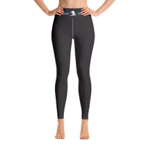 SBA Americana Collection Full Lenght Yoga Leggings in Black