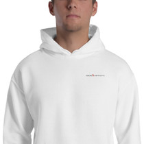 SBA Classic Collection Embroidered Hoodie in White