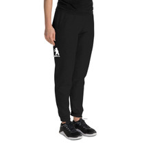 SBA Classic Collection Womens Joggers in Black