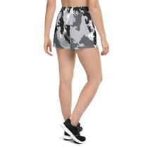 SBA Camo Women's Athletic Short Shorts