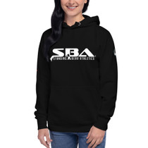 SBA Dominion Unisex Hoodie in Black