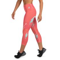 Figurlean Yoga Capri Leggings