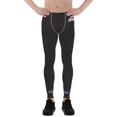 Americana Collection Gym Comfort Flex Pants in Black