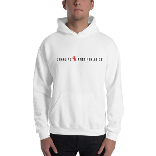 SBA Classic Collection Hoodie in White
