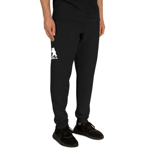 SBA Classic Collection Mens Joggers in Black