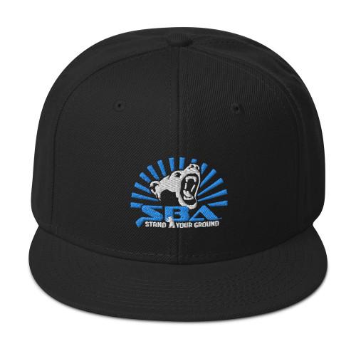 Rising Sun Snapback Hat
