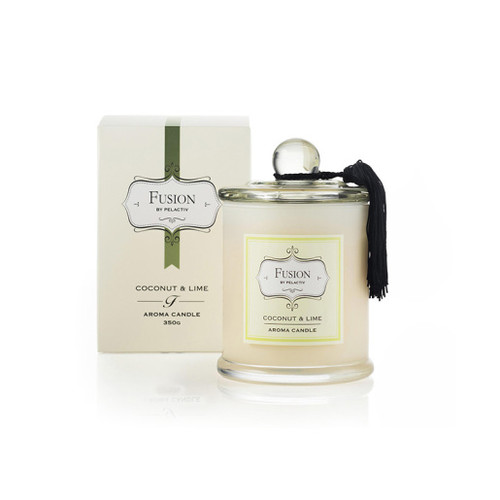 FUSION CANDLE COCONUT AND LIME