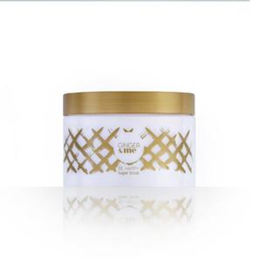 Sugar is skin sweet but also a natural humectant source of glycolic acid and skin exfoliation. Infused with essences of Orange Blossom Jasmine Black Currant Pear and Vanilla to invigorate and renew you all over each hand poured sugar scrub leaves the skin like silk and ready to absorb precious oils and nutrients.