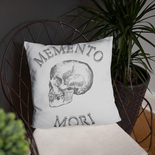 Momento Mori Basic Pillow