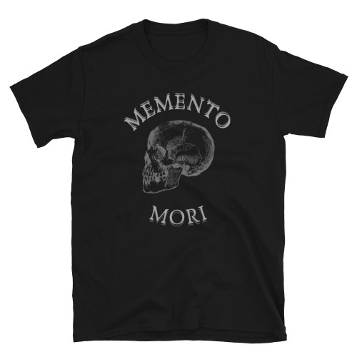 Memento Mori Simple T-Shirt