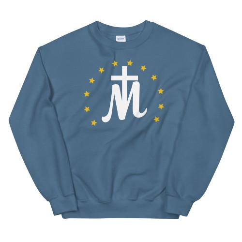 Marian Cross Sweatshirt