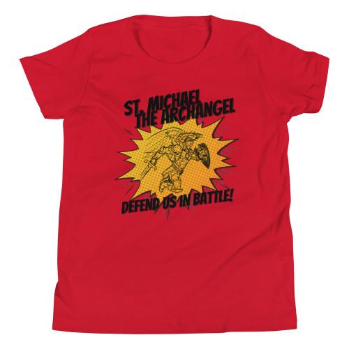 St. Michael Comic T-Shirt