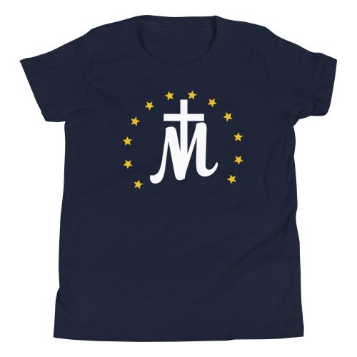 Marian Cross Youth T-Shirt