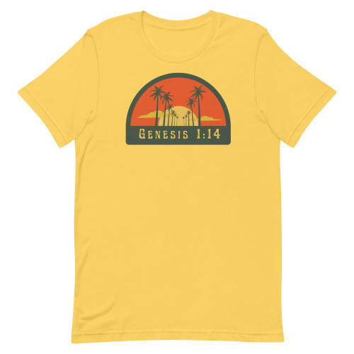 Genesis 1:14 Unisex T-Shirt