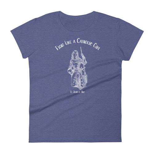 St. Joan of Arc Women's t-shirt