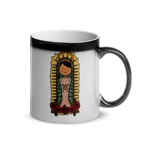 Our Lady of Guadalupe Apparition Mug Catholic Gift